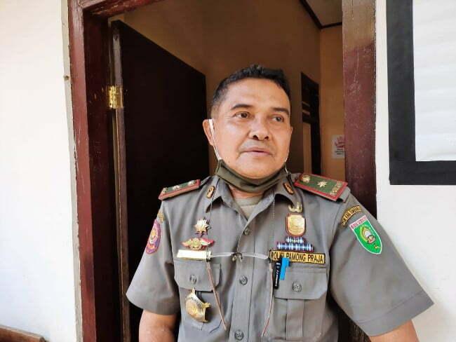 kasat pol pp sumbawa