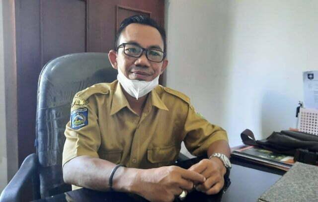 Kepala Bidang Perumahan dan Prasarana Sarana Utilitas Umum (P2SU) - Zubhan S.T