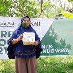 Yayasan Kemanusiaan Madani Indonesia (YKMI) dan muslim aid