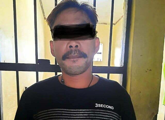 Seorang terduga palaku Pencurian Kendaran Bermotor (Curanmor) berinisial SPR