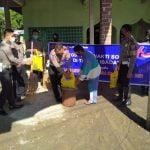 Polres Sumbawa Peringati Hari Lalulintas Bhayangkara 2021
