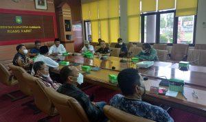 DPRD KSB Pelajari Model Peningkatan Kapasitas Apratur Desa dan BPD di Sumbawa