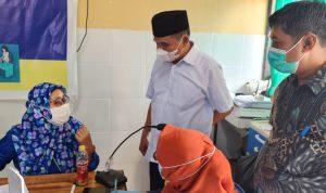 Waka 1 DPRD Sumbawa Dukung Vaksinasi Goes To Desa