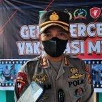 Kartu Vaksin Jadi Sarat Buat SKCK di Polres Sumbawa