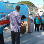 SMAN 4 Sumbawa Launching Sabalong SMANET