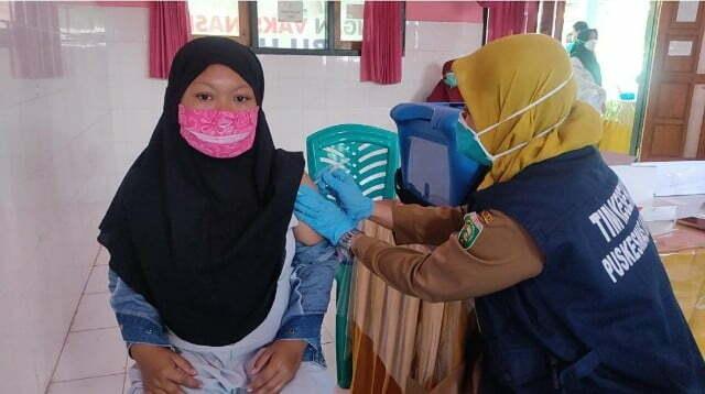 Vaksinasi Ibu Hamil di Sumbawa Mulai Dilakukan