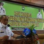 Bupati Sumbawa, Drs. H. Mahmud Abdullah,