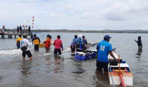 Buka Pestival Balap Sampan, Ansori Ajak Masyarakat Lestarikan Laut