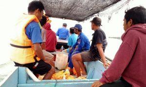 Nangkap Ikan Tiga Warga Terseret Arus Satu Meninggal Dunia