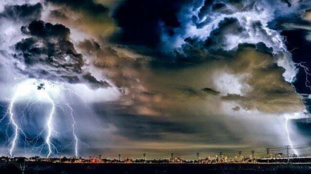 Waspada Angin Kencang dan Gelombang Tinggi